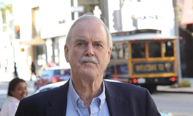 `Cleese ties the knot again